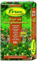 FRUX Kübel- u. Zitruspflanzenerde (15 Ltr.)