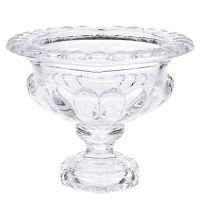 Glaspokal Ø19,5cm H15,5cm klar