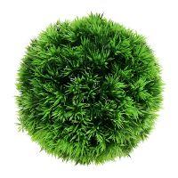 Graskugel zum Dekorieren Grün Ø20cm