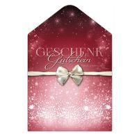 Geschenkgutschein Frohe Weihnachten 1St