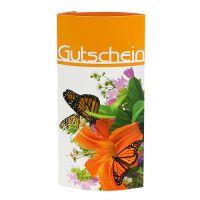 Gutscheine Motiv Butterfly 25St.