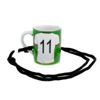 Mini Tasse Deutschland Nr.11 Ø4cm H5cm