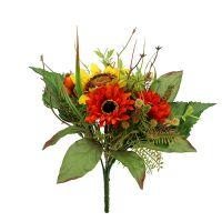 Sonnenblumenstrauß Gelb 24cm