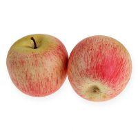 Deko-Äpfeln Cox 8cm 12St