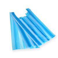 Hemdchenbeutel Blau 25cm x 12cm x 44cm 100St.