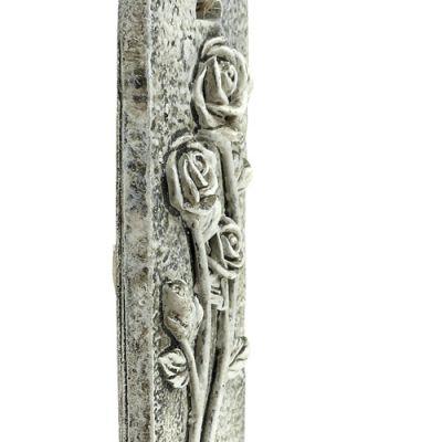 Trauerschild mit Spruch 13cm x 5cm x 0,7cm 6St