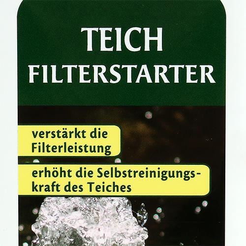 Chrysal teich filterstarter 1000ml gro handel und for 1000 liter teich