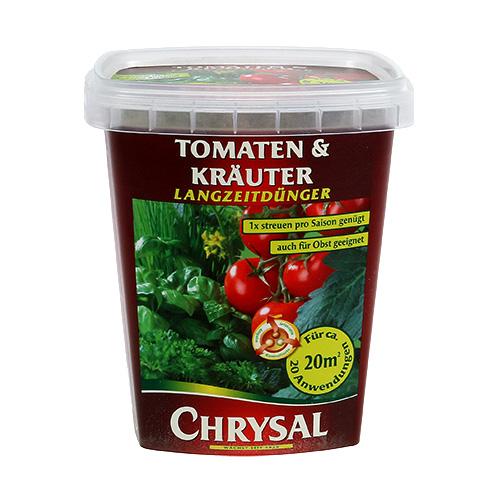 chrysal tomaten kr uter als langzeitd nger 300g. Black Bedroom Furniture Sets. Home Design Ideas