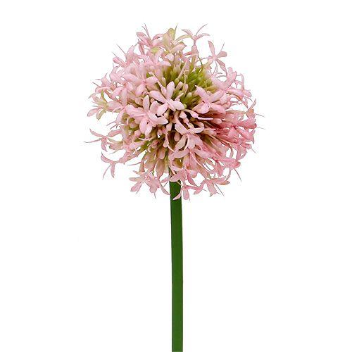 Allium künstlich Rosa 51cm