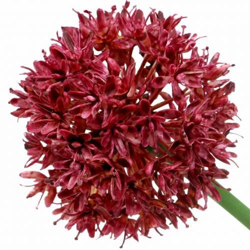 Zierlauch Allium künstlich Mauve Ø7cm H58cm 4St