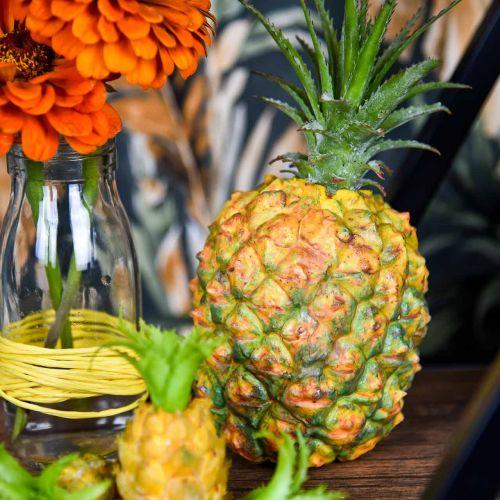 Ananas Mini künstlich 20cm