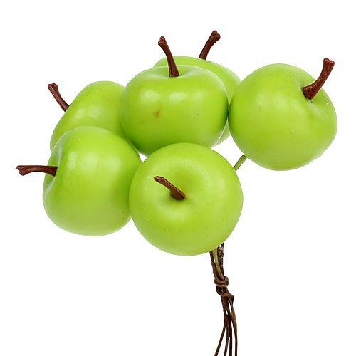 Apfel Mini Grün Ø3,5cm 36St