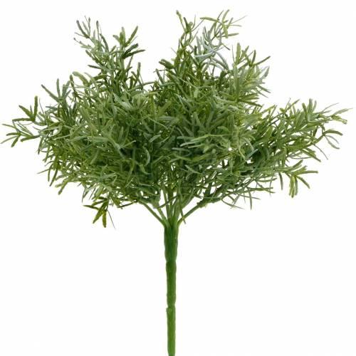 Asparagusbusch Zierspargel-Pick mit 9 Zweigen Kunstpflanze