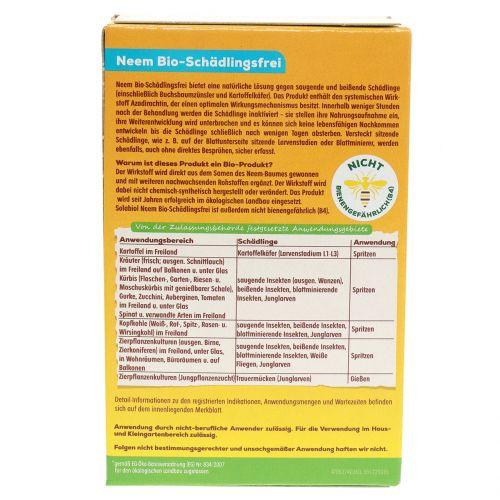 Solabiol Neem Bio-Schädlingsfrei 60ml
