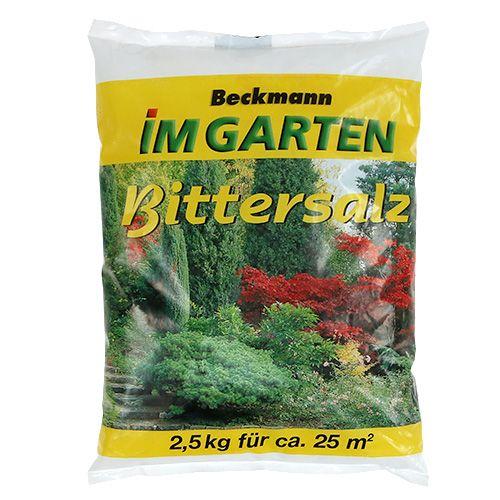 Beckmann Bittersalz 2,5kg