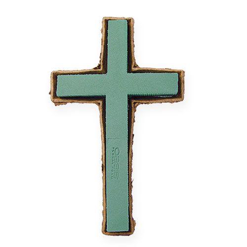 OASIS® Biolit® Kreuz groß 53cm 2St