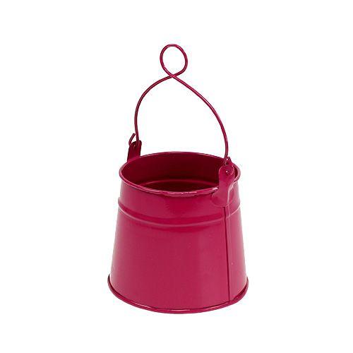 Blecheimer Pink Ø9cm H9cm