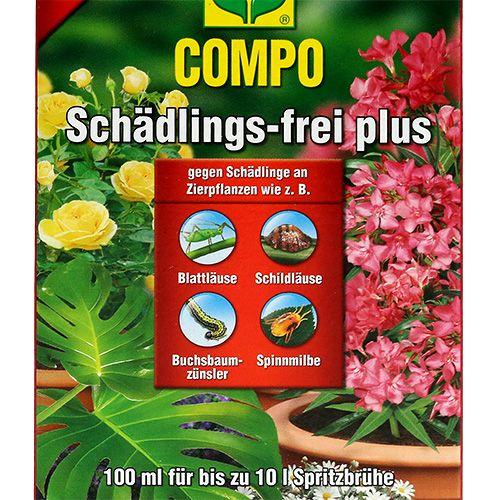 COMPO Schädlings-frei plus 100ml