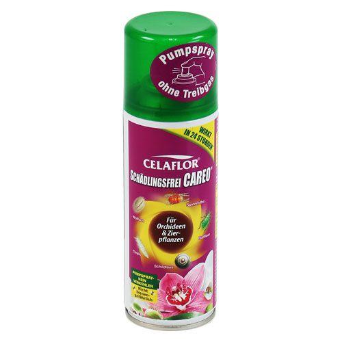 Celaflor Schädlingsfrei Careo für Orchideen & Zierpflanzen 200ml