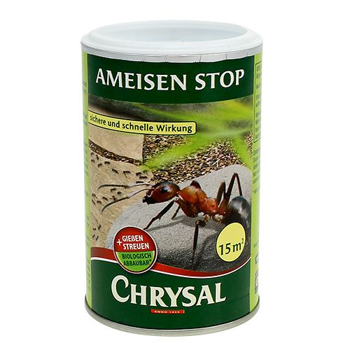 Chrysal Ameisen STOP 150gr