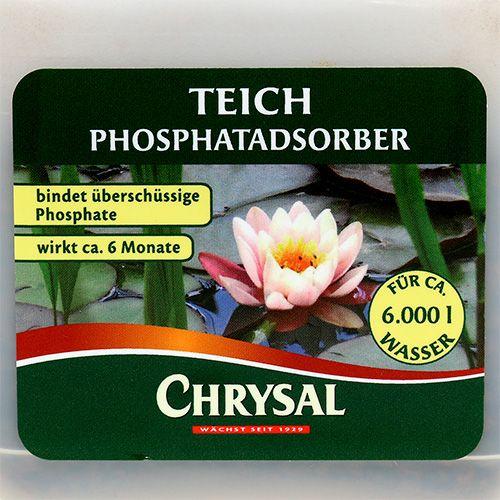 Chrysal Teich Phosphatadsorber 250g