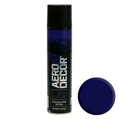Color Spray Seidenmatt 400ml Royalblau