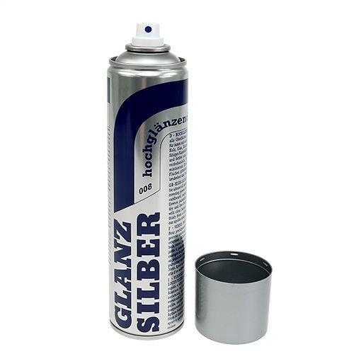 Color-Spray Metallic Glanzsilber 400ml