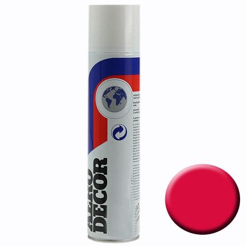 Color-Spray Matt Dunkelrot 400ml