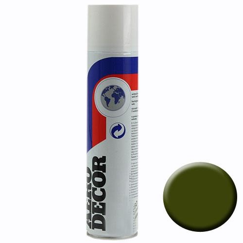 Color Spray Seidenmatt 400ml Moosgrün