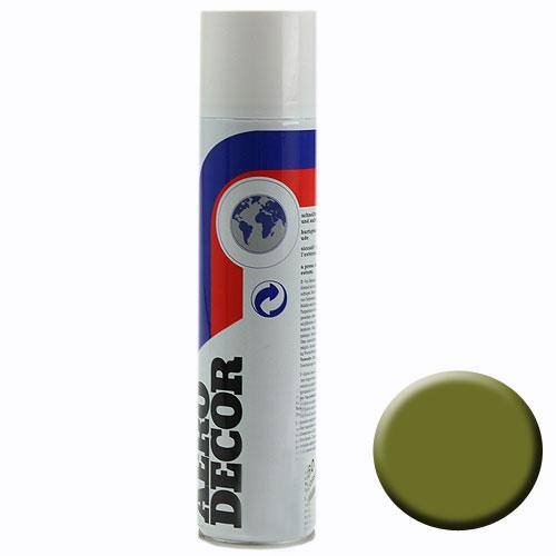 Color Spray Seidenmatt 400ml Oliv