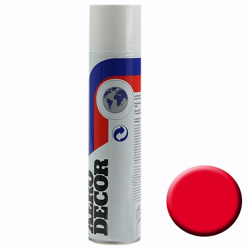 Color-Spray matt Rot 400ml