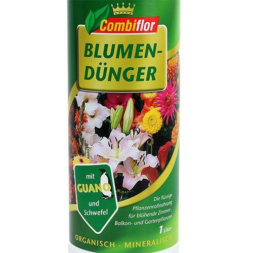 Combiflor Blumendünger m. Guano 1 l