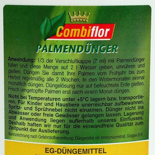 Combiflor Palmendünger 250ml
