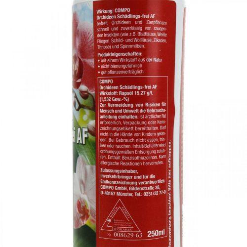 Compo Orchideen Schädlingsfrei AF Insektizid 250ml