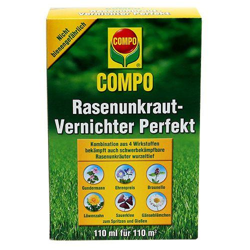 Compo Rasenunkrautvernichter Perfekt 110ml
