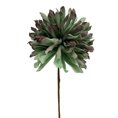 Deko-Blütenzweig Foam Grün 70cm