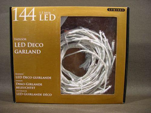 LED Weidengirlande 144er 1,5m Kaltweiß