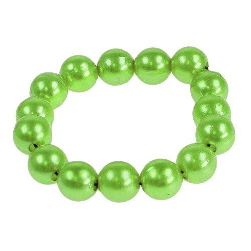 Deko Perlen apfelgrün Ø8mm 250St