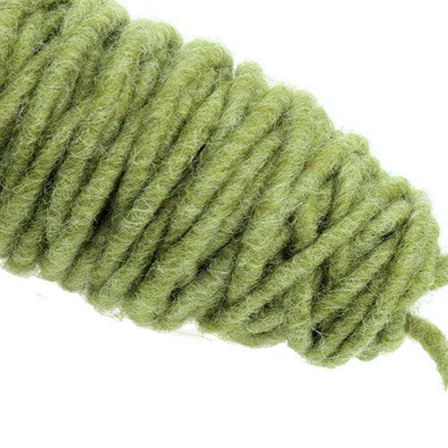 Dochtfaden 55m Grün