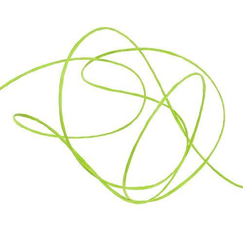 Draht umwickelt 50m Apfelgrün