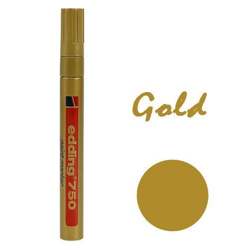 Edding® 750 Lackmarker Gold