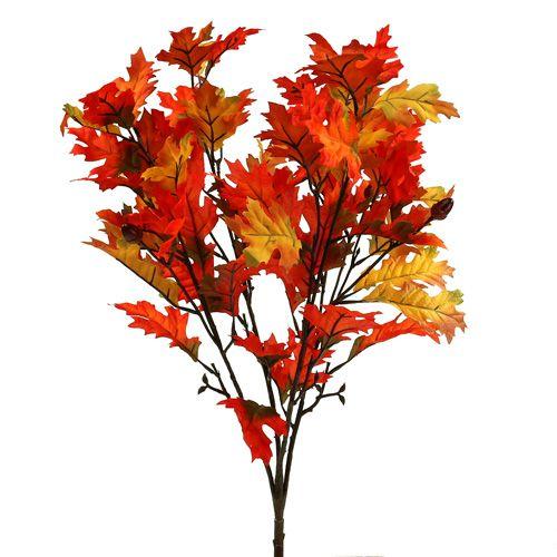 Eichenlaubbusch orange 56cm