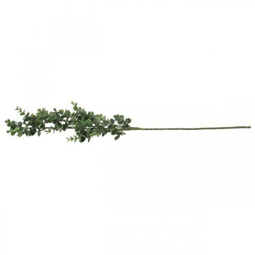 Dekozweig Eukalyptus künstlich Eukalyptuszweig 75cm
