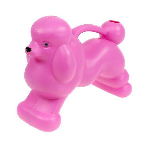 Gießkanne Pudel Pink