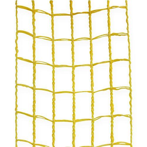 Gitterband 4,5cm x 10m Gelb