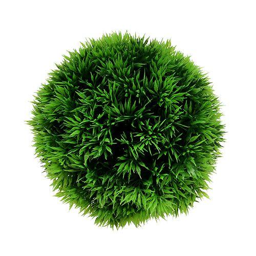 Gras-Kugel Grün Ø18cm 1St