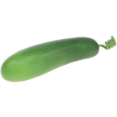 Gurke künstlich Grün 18cm