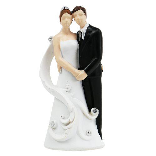Hochzeitspaar mini 10cm