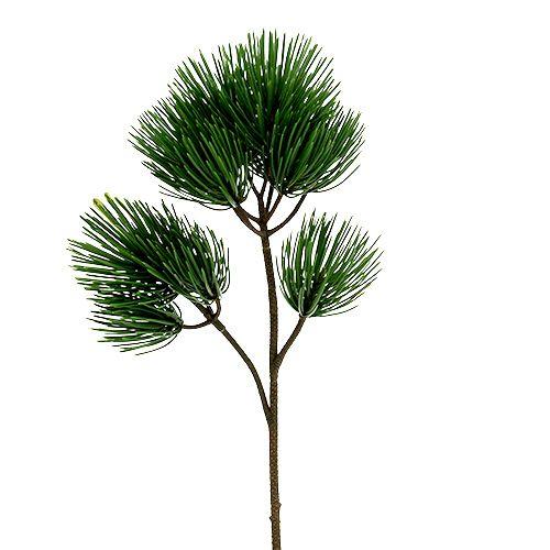 Kiefernzweig künstlich grün 45cm
