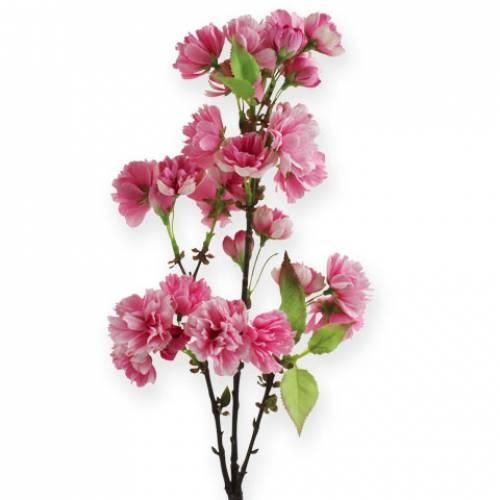 Kirschblütenzweig in Rosa 76cm